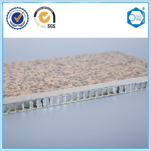 Stone Panel with Aluminum Honeycomb for Wall Decoration pictures & photos