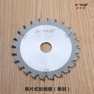 PCD Circular Saw Blades for Panel Sizing Diamond Saw Blade pictures & photos