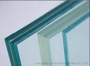 Laminated Glass for Stair Handrail