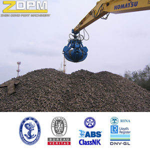Excavator Log Large Capacity Lifting Grab Bucket pictures & photos