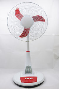 DC12V 16 Inches Table-Stand Fan Solar Fan pictures & photos