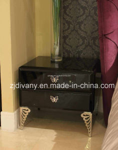 Post-Modern Style Bedroom Wooden Night Stand (LS-557) pictures & photos