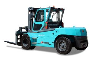 10ton Battery Forklift pictures & photos