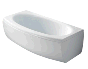 Acrylic Freestanding Hot Tub (NB3058)