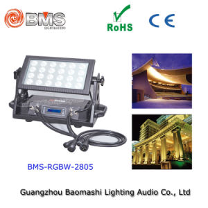 24PCS RGBW LED Spotlight/Waterproof Light