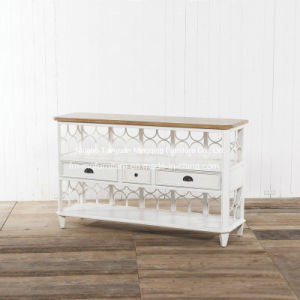 Delicate Exquisite Cabinet with Drawers pictures & photos