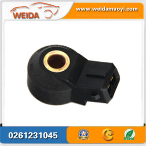 Gold Supplier of Auto Electrical Knock Sensor for Audi 0261231045