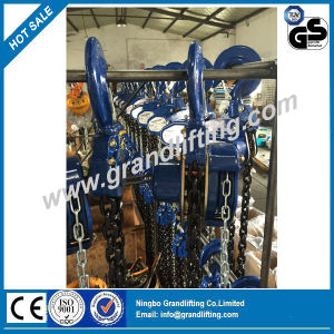 3 Ton Hand Chain Block pictures & photos