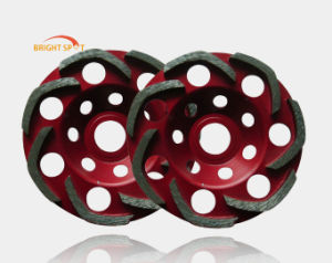 Diamond Grinding Cup Wheels Concrete Grinding pictures & photos