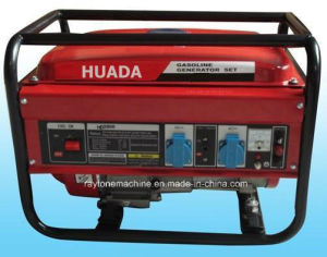 Electric Start Gasoline Generator pictures & photos