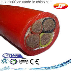 H07rn-F Ruber Cable Hrn HD 22.4 S3, IEC 60245-4, DIN VDE 0282 Part 4 pictures & photos