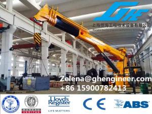 Telescopic Crane Deck Provision Crane pictures & photos