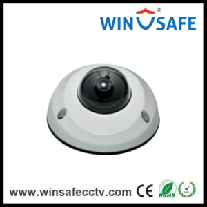Outdoor 2.0 Megapixel Vandalproof HD Security Dome IP Camera (WS-IP311) pictures & photos