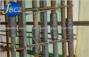 Repair-Grip Type Cold Pressing Swaging Rebar Coupler Threadless Connection pictures & photos
