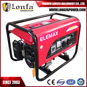 Sh3200 Portable Home Backup Elemax Gasoline Generator for Sale pictures & photos