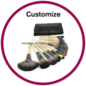 Custom Toothbrush Shape Makeup Brushes pictures & photos