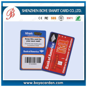 Custom Plastic Cmyk Preprinted Contactless Smart RFID Cards pictures & photos