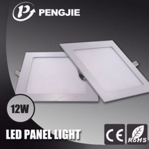 Energy Saving 12W Aluminum LED Panel Light with CE pictures & photos