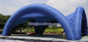 Giant and Big Inflatable Tent with Carton Printing (A737) pictures & photos