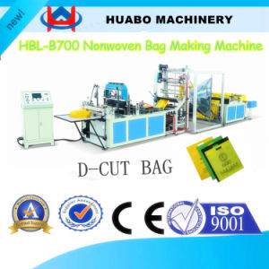Nonwoven Bag Making Machine Equipment pictures & photos