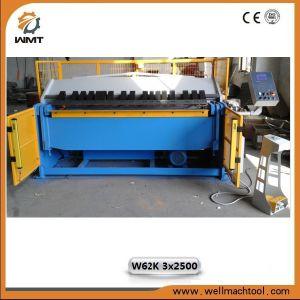 W62k Hydraulic Folding Machine / Hydraulic Press Machine pictures & photos
