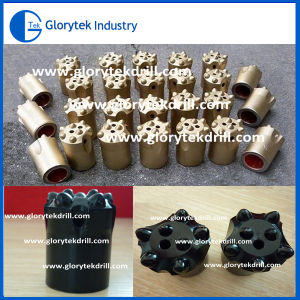 R25 Thread Button Bits for Drilling pictures & photos