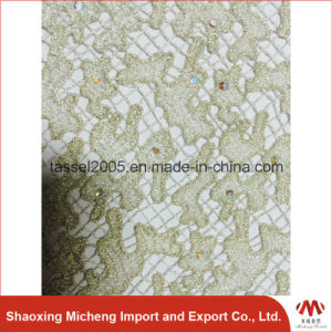 Shinning Yards Guipure Lace with Stones 3056 pictures & photos