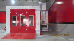 Wld8400 Waterborne Car Spray Paint Booth pictures & photos