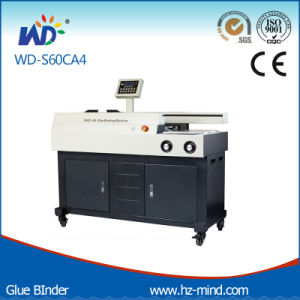 Auto Book Binding Machine (WD-S60CA4) pictures & photos