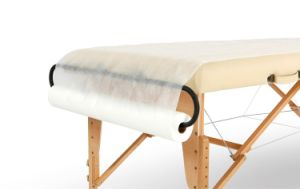 Nonwoven Medical Bed Sheet pictures & photos