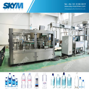 Zhangjiagang Automatic Bottled Water Bottling Machine pictures & photos