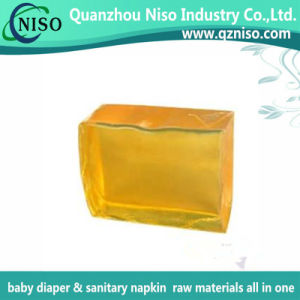 Non-Toxic Hot Melt Adhesive for Diaper with ISO (AY-145) pictures & photos