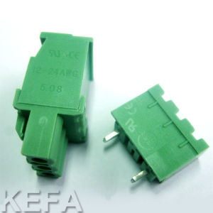 Plugable Terminal Block Kf2edgka-5.0 pictures & photos