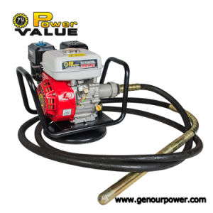 Power Value Hand Held Concrete Vibrator, Small Engine Pin Type Concrete Vibrator pictures & photos