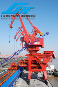 Four Link Type Portal Crane on Port pictures & photos