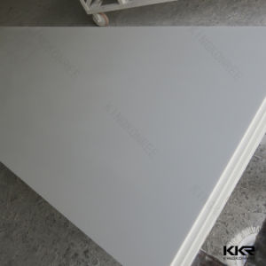 12mm Artificial Stone Glacier White Acrylic Solid Surface pictures & photos