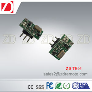 Small Size Zd-Tb01 315/433MHz Wireless Transmitter Module for Long Working Range pictures & photos