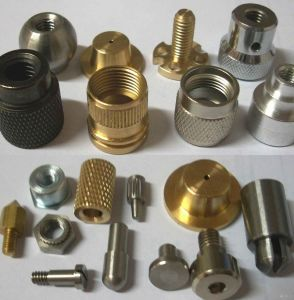 High Precision CNC Brass Machining Products pictures & photos