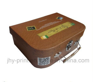 China Professional Paper Suitcase Printing Service (jhy-506) pictures & photos