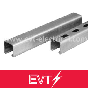 Steel Slotted Strut Gi Channel pictures & photos