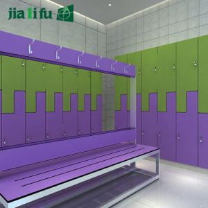 Jialifu Phenolic Changing Room Storage Locker pictures & photos
