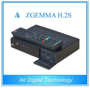 High CPU Running DVB-2xs2 Satellite Receiver Zgemma Star H. 2s pictures & photos