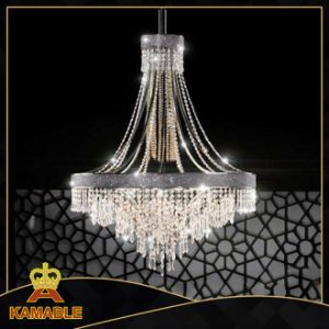 Hot Sale Contemporary Hotel Project Crystal Chandelier (KA0824) pictures & photos