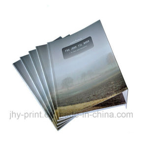 Perfect Binding Catalogue with a Flap Printing Service (jhy-429) pictures & photos