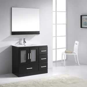 Modern Design High Gloss Bathroom Vanity