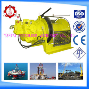 Disc Brake Air Winch (JQHSB50*12-DS) pictures & photos