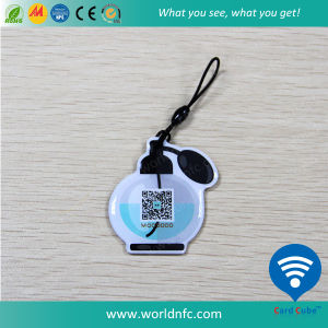 Subway Access Control Ntag 213 NFC RFID Epoxy Tag pictures & photos