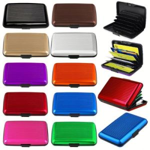 ID Card Case Credit Card Wallet Bank Card Holder pictures & photos