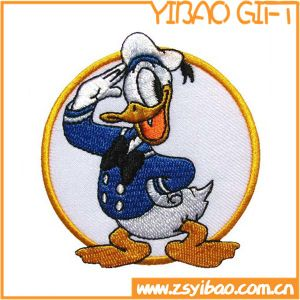 Donald Duck Design Embroidery Patches (YB-e-036) pictures & photos