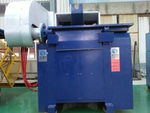 Casting Aluminum Alloy Furnace 10 Tons Capacity Industry Furnace